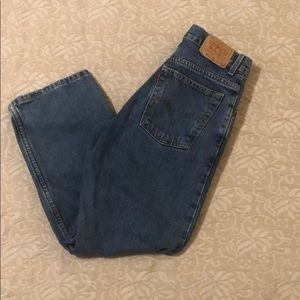 Boy's Levi's Relaxed Fit Husky jeans